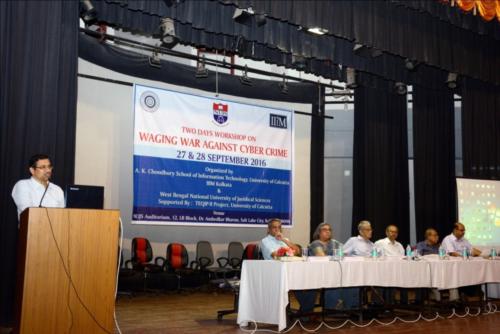 Seminar on Cyber crime